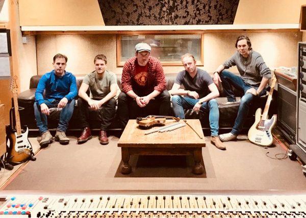 The Craicheads @ Rockfield Studios